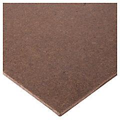 2.4 mm x 152x244 cm Hardboard liso desnudo