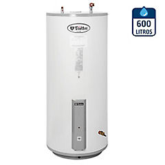 Termo AT 600 litros 6 kw