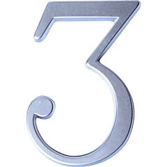 Número 3 cromo