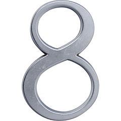 Número 8 cromo