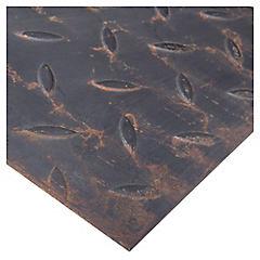 Plancha diamantado p/piso 2.5 x 1 mt