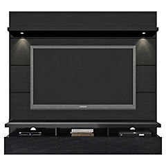 Rack de TV 171x181x43 cm negro