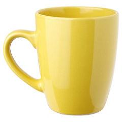 Tazon 295 ml verde - amarillo