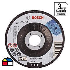 Disco Corte Metal 4 1/2
