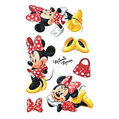 Sticker de Pared Minnie Mouse