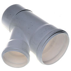 Vee PVC sanitario 110 x 40mm goma