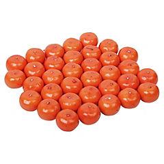 Naranja Mini Malla 50 Unidades