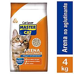 Arena sanitaria para gato 4 kg