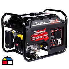 Generador 2.2 KW Gasolina