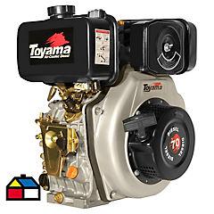 Motor a diesel 6,7 HP