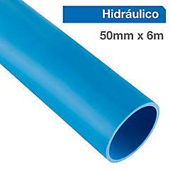 Tubería hidráulica para cementar 50 mm 6 m