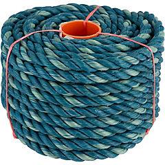 Cuerda Polysteel Torcido 10 mmx15 mt