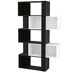 Bibliotera cubo extensible 26x70x161 cm