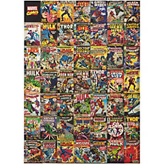 Canvas decorativo Comics 120x85 cm