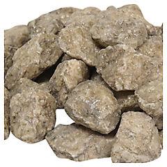 Piedras decorativas 840 gr Gris