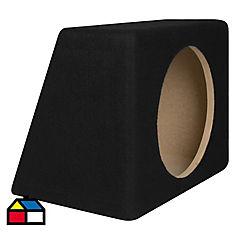 Caja acústica para auto 12