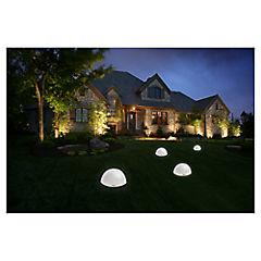 Esfera media con luz 40cm diametro