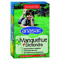 Semilla manquehue + dichondra 500 gr caja