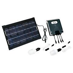 Kit energía solar 10W
