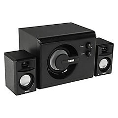 Subwoofer 2.1 20 W Rms Negro