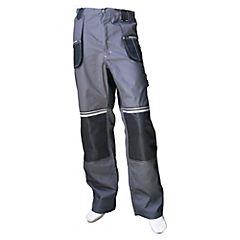 Pantalon Trabajo  Gris L