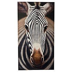 Canvas Zebra 80x150 cm