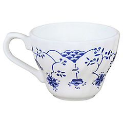 Taza Cafe Churchill Azul