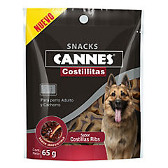 Snack Costillitas Cannes 65 gr