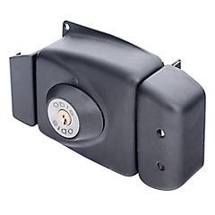 Cerradura de sobreponer 773 con caja negro