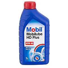 Mobil Ube Hd Plus 80W-90 1Lt