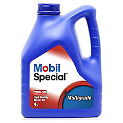 Lubricante Special  20W-50 4Lt