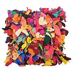 Cojin Flecos Colores 40 x 40