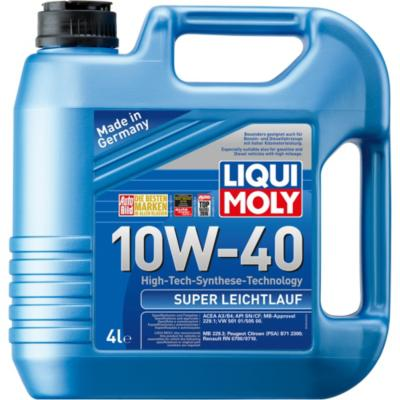 aceite sintetico 10w40 4l liquimoly. Black Bedroom Furniture Sets. Home Design Ideas