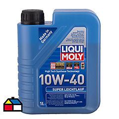 Aceite sintético para motor 1 litro bidón