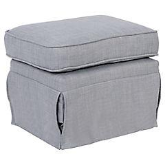 Ottoman colton 56x43x45 gris