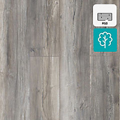 Piso laminado 8mm gris harbo xl bisel 2.69 m2