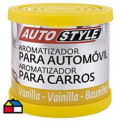 Aromatizante en gel para auto 4 aromas tarro