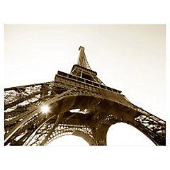 Fotomural Torre Eiffel Blanco/Negro