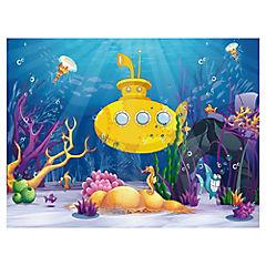 Fotomural Submarino Inf