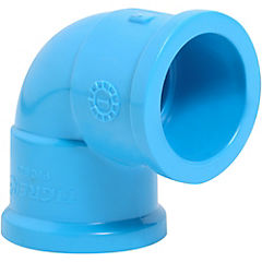 Codo PVC-P 90° de 25 x 25 mm Cementar