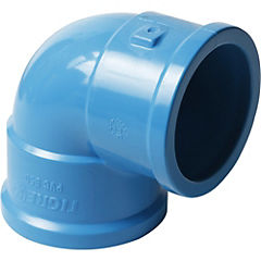 Codo PVC para cementar 50 mm