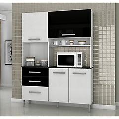 Kit mueble cocina Amanda 4 puertas
