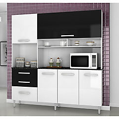 Kit mueble cocina europa 5 puertas