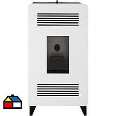 Estufa a pellet PS-7500 blanco