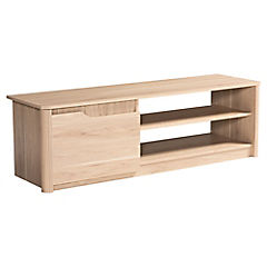 Rack TV Dakota 136 x 42 x 40 cm Oak