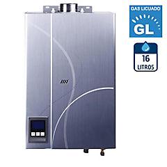 Calefón GL 16 litros T/Forzado C/Abierta