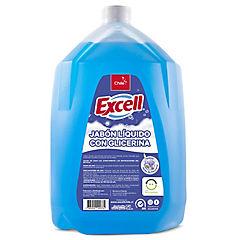 Jabón líquido para manos 5 litros bidón