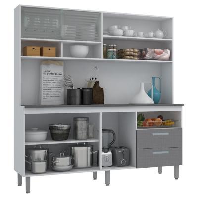 Kit mueble de cocina m laga for Mueble cocina sodimac