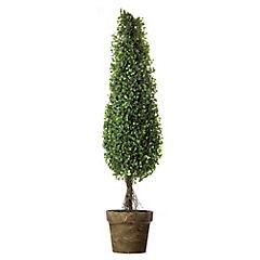 Arbusto artificial 90 cm con macetero