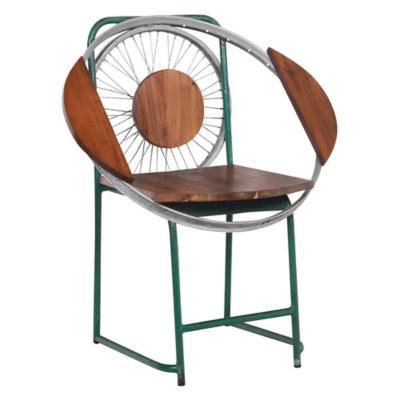 Silla fierro 60x60x70 cm for Sillas ergonomicas sodimac